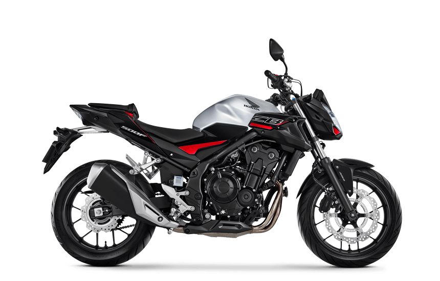 Honda_Cb_500F_prata