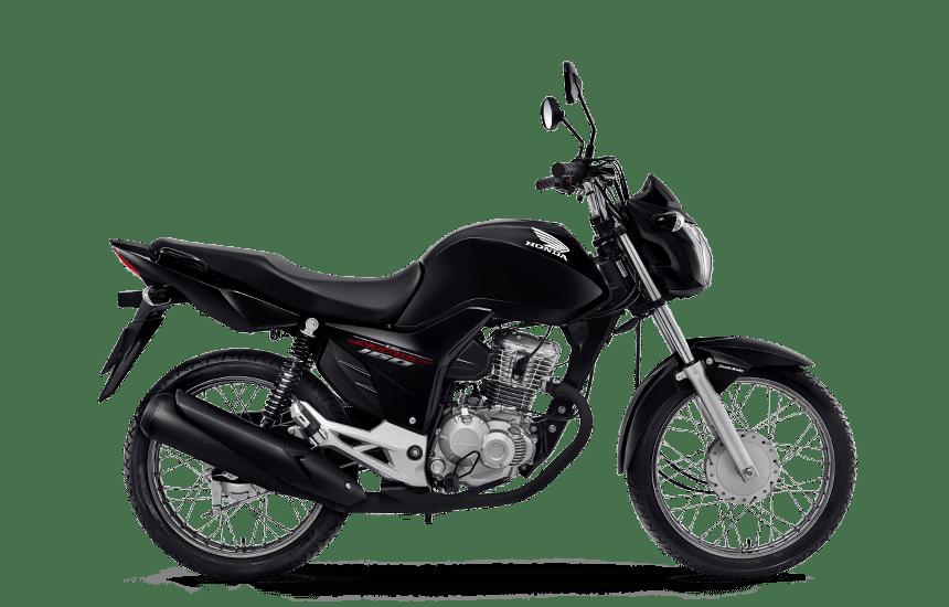 Moto Honda CG 160 Start - Motopel