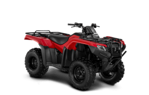 Quadriciclo TRX 420 FourTrax - Motopel