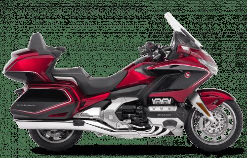 Moto Honda GL 1800 Gold Wing Tour - Motopel